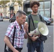 Prise de parole de Daniel Petri Membre de La Commune