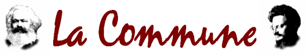 La Commune : Pour un parti des travailleurs, courant international MST-QI