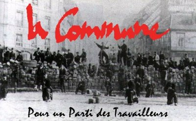 Appel à constitution de La Commune